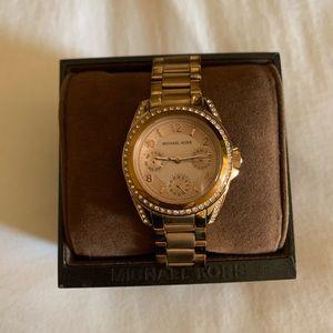 Michael Kors Rose Gold Watch 🌹 ✨